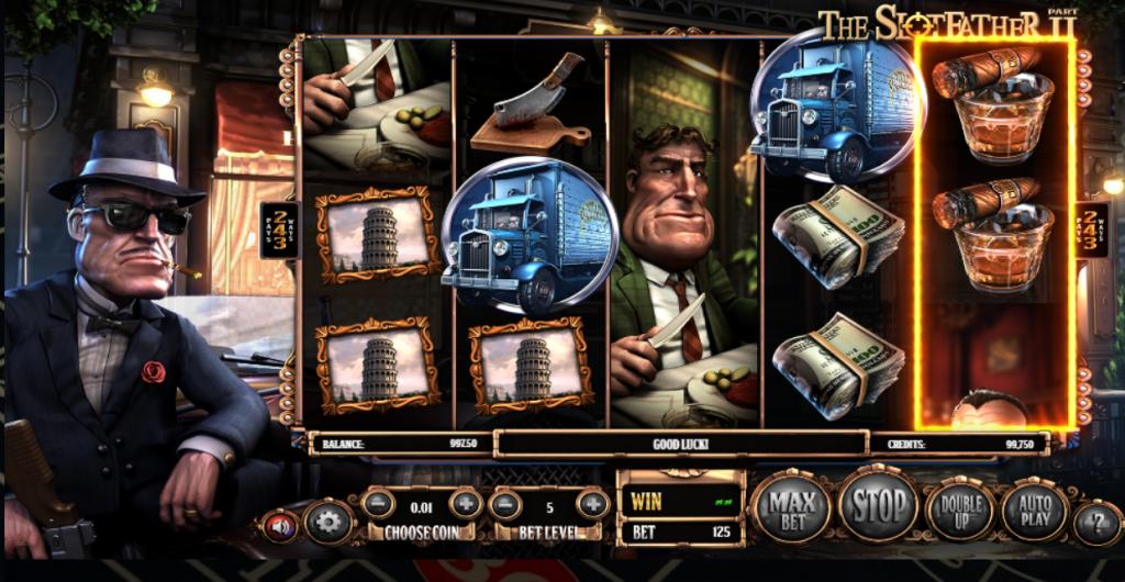 Coinbet24 slot igra the slotfather II