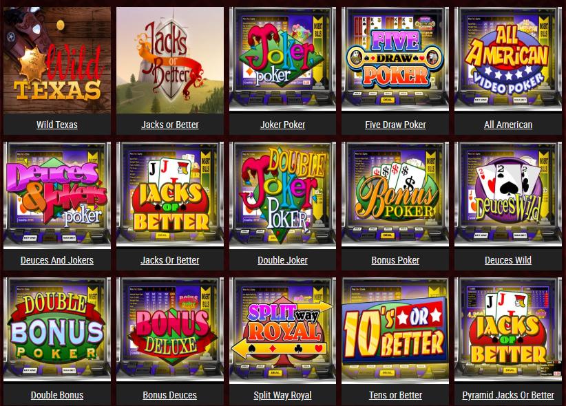 coinbet24 video poker igre