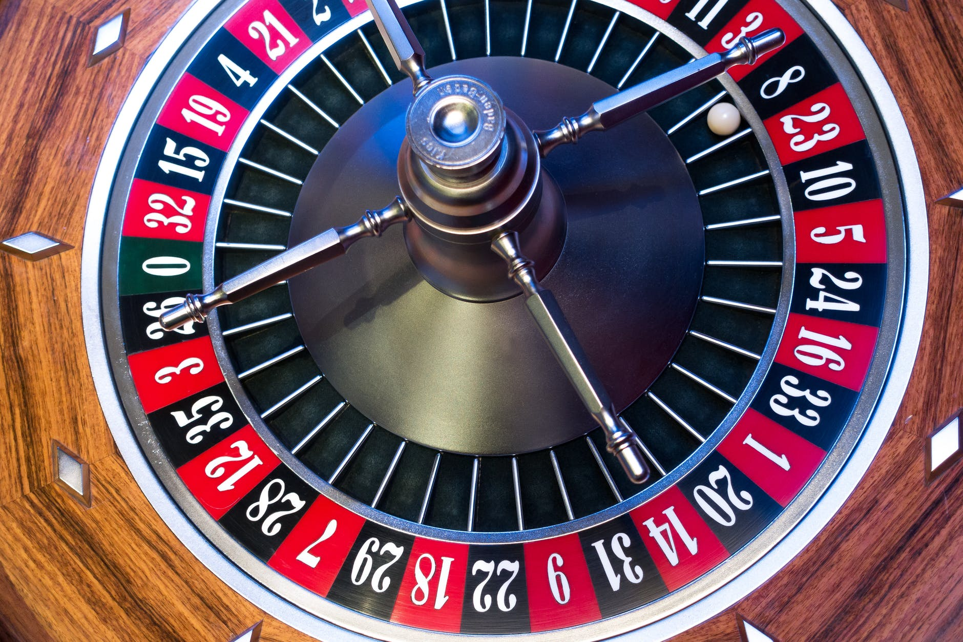 Rulet - Igra na stolu